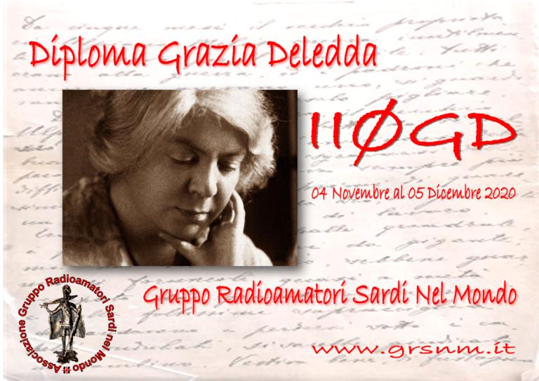 Diploma Grazia Deledda